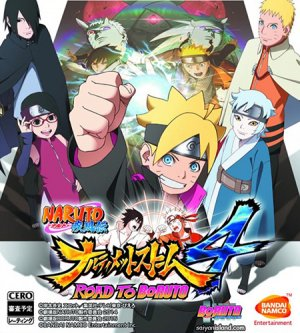GamePlay - Road to Boruto (DLC). Naruto Shippuden Ultimate Ninja Storm 4