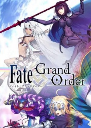 gameplay - เกมส์ Fate Grand Order [RPG mobile games]