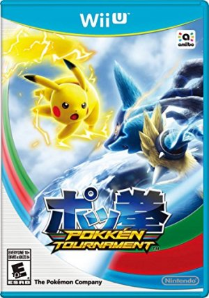 GamePlay - Pokken Tournament (Wii U)